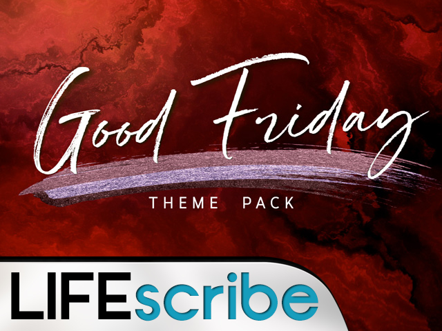GOOD FRIDAY VOLUME 4 THEME PACK