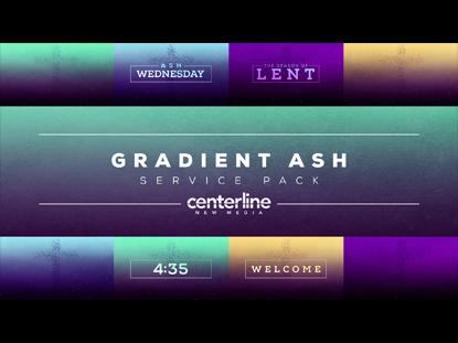 GRADIENT ASH SERVICE PACK