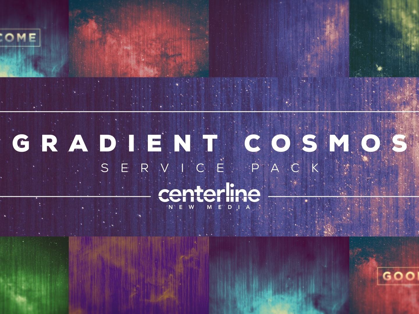 GRADIENT COSMOS SERVICE PACK