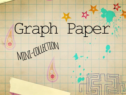 GRAPH PAPER MINI-COLLECTION