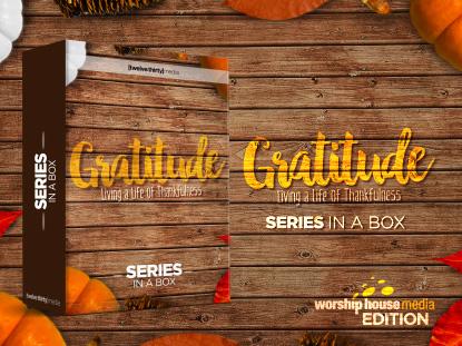 GRATITUDE: SERIES IN A BOX