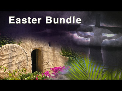 EASTER SCRIPTURE THEME BUNDLE