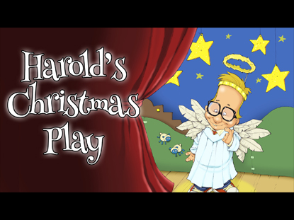 HAROLD'S CHRISTMAS PLAY PRESCHOOL SERIES