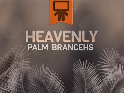 HEAVENLY PALM BRANCHES SERVICE PACK
