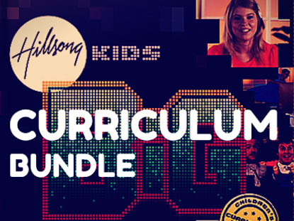 HILLSONG KIDS CURRICULUM BUNDLE