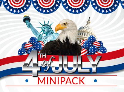 4TH OF JULY MINI-PACK