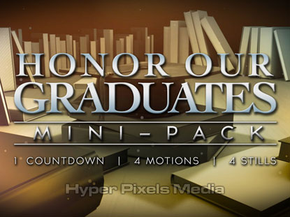 HONOR OUR GRADUATES MINI-PACK