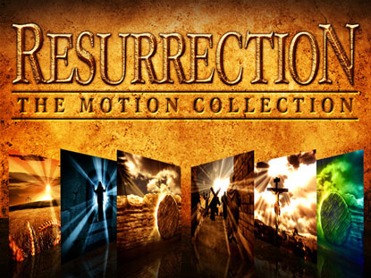 RESURRECTION - THE MOTION COLLECTION