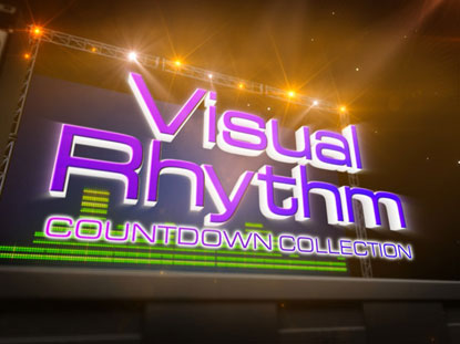 VISUAL RHYTHM COUNTDOWN COLLECTION