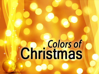 COLORS OF CHRISTMAS COLLECTION