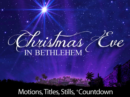 CHRISTMAS IN BETHLEHEM, A CHRISTMAS COLLECTION