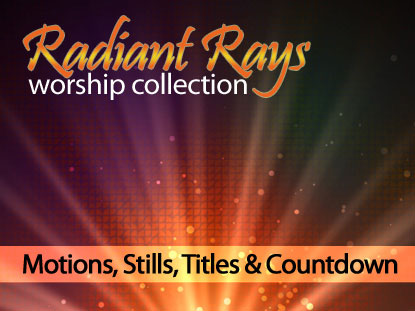 RADIANT RAYS WORSHIP COLLECTION