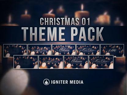 CHRISTMAS THEME PACK 01