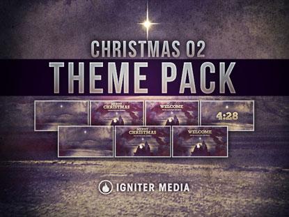CHRISTMAS THEME PACK 02