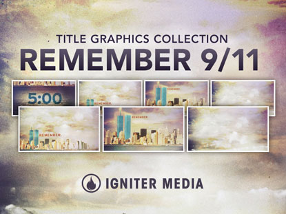 REMEMBER 9/11 TITLE GRAPHIC COLLECTION