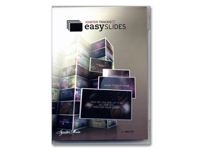 IGNITER TRACKS 03 and easySLIDES 03 COMBO