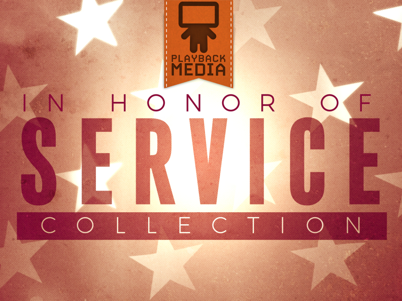 HONOR OF SERVICE COLLECTION