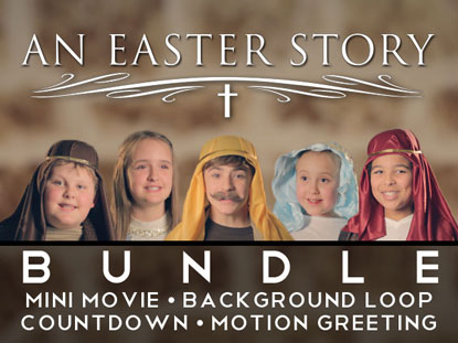 AN EASTER STORY BUNDLE
