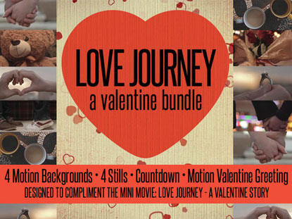 LOVE JOURNEY - A VALENTINE BUNDLE