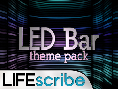 LED BAR THEME PACK