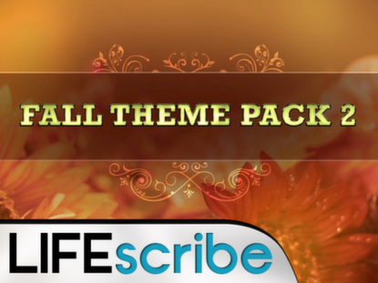 FALL THEME PACK 2