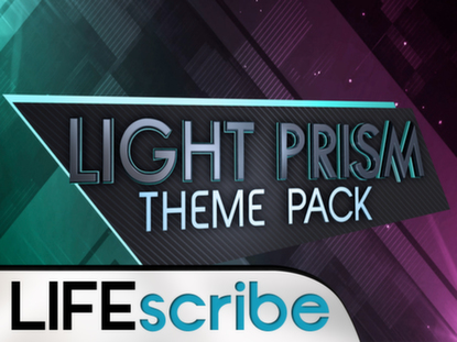LIGHT PRISM THEME PACK