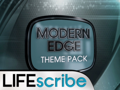 MODERN EDGE THEME PACK