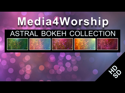ASTRAL BOKEH COLLECTION