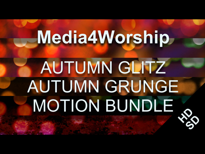 AUTUMN GLITZ AND GRUNGE BUNDLE