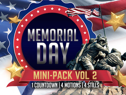 MEMORIAL DAY MINI-PACK VOL. 02