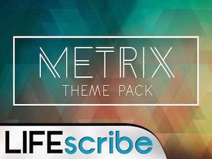 METRIX THEME PACK