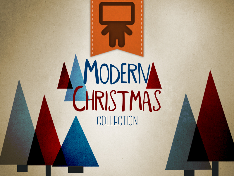 MODERN CHRISTMAS COLLECTION