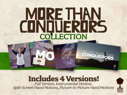 MORE THAN CONQUERORS COLLECTION