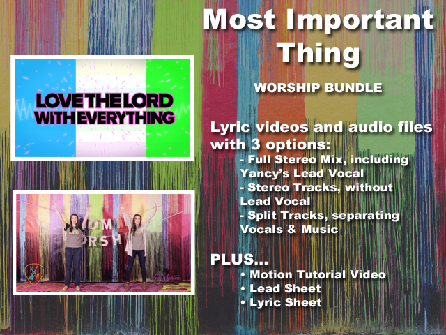 MOST IMPORTANT THING BUNDLE