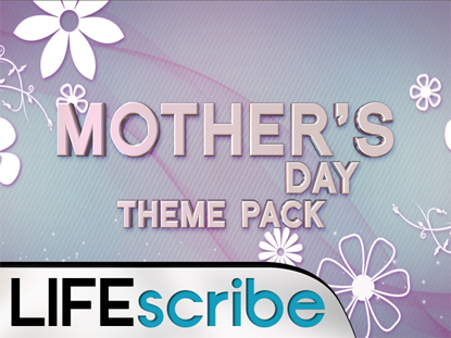 MOTHER'S DAY THEME PACK