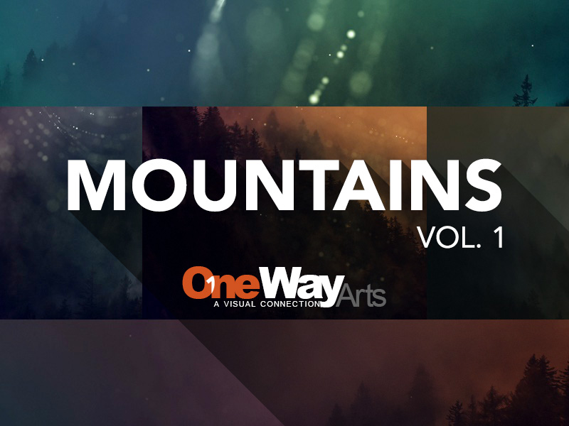 MOUNTAINS COLLECTION: VOL. 1