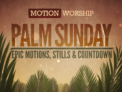 PALM SUNDAY EPIC COLLECTION