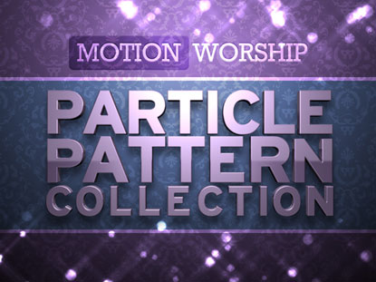 PARTICLE PATTERN COLLECTION