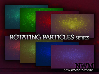 ROTATING PARTICLES SERIES: 8-PACK