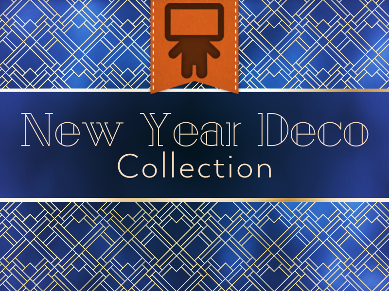 NEW YEAR DECO COLLECTION