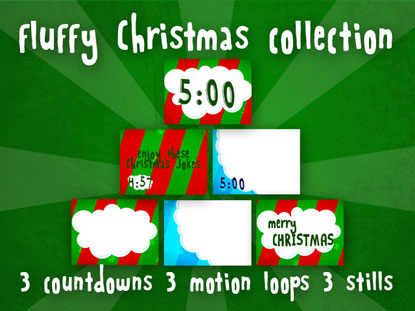 FLUFFY CHRISTMAS COLLECTION