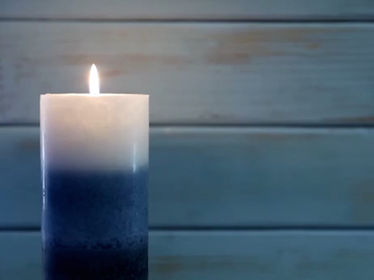 ONE BLUE CANDLE THEME PACK