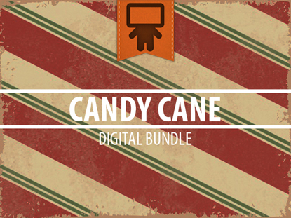 CANDY CANE DIGITAL BUNDLE