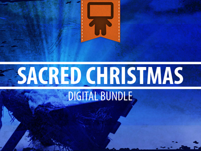 SACRED CHRISTMAS DIGITAL BUNDLE