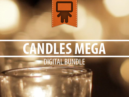 CANDLES MEGA DIGITAL BUNDLE