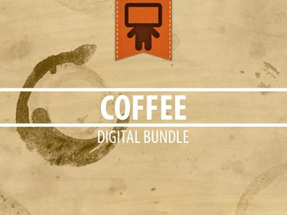 COFFEE DIGITAL BUNDLE