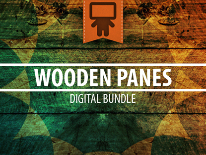 WOODEN PANES DIGITAL BUNDLE
