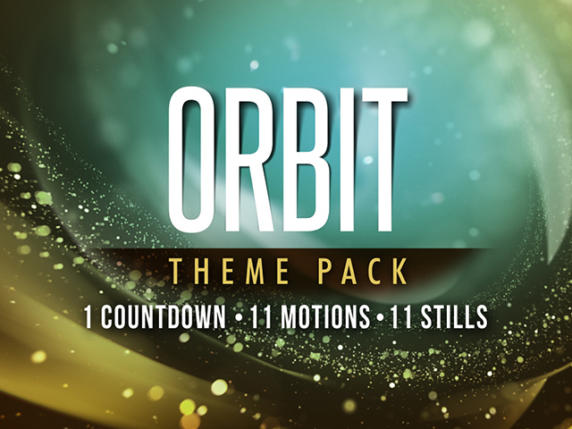 ORBIT THEME PACK