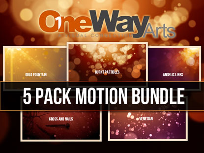 5 PACK MOTION BUNDLE