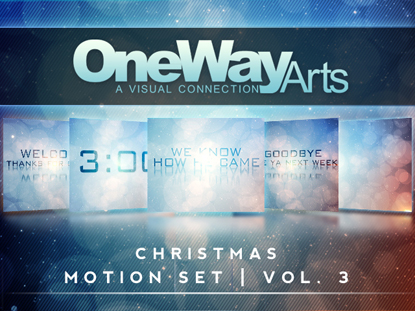 MOTION SET VOL 3: CHRISTMAS